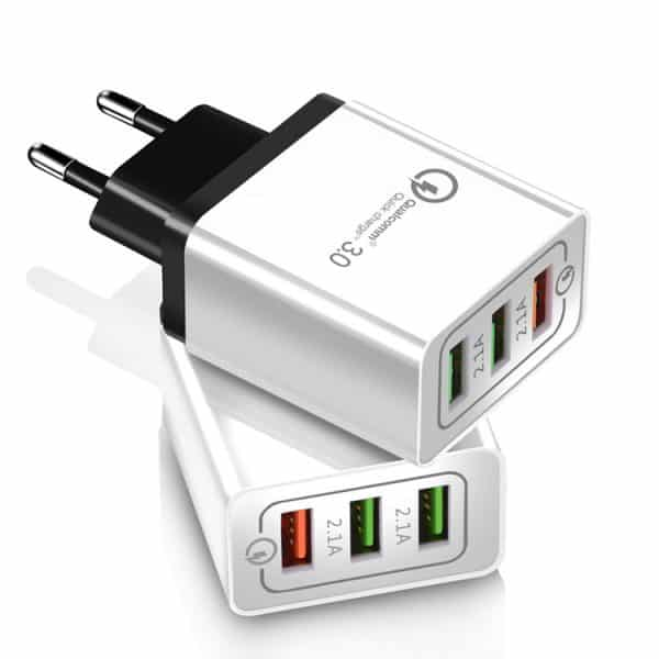 USB Quick Wall Travel Charge 3.0