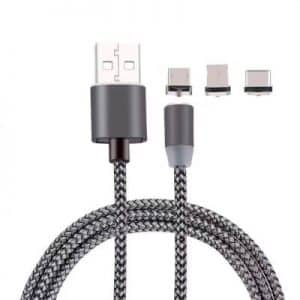 magnetic charging cable usb-c
