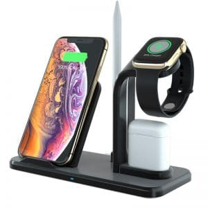 3 in 1 fast charging stand dock