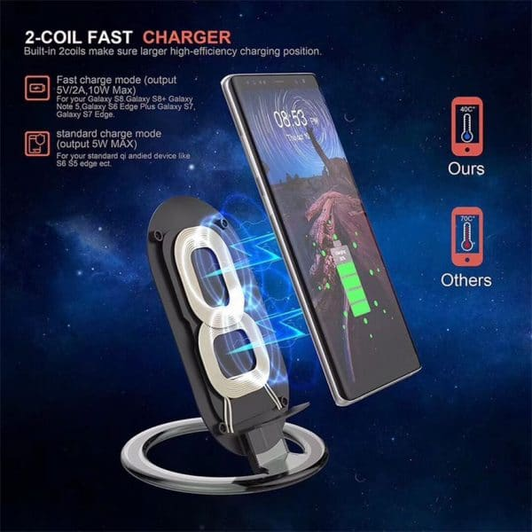 universal fast charger charging