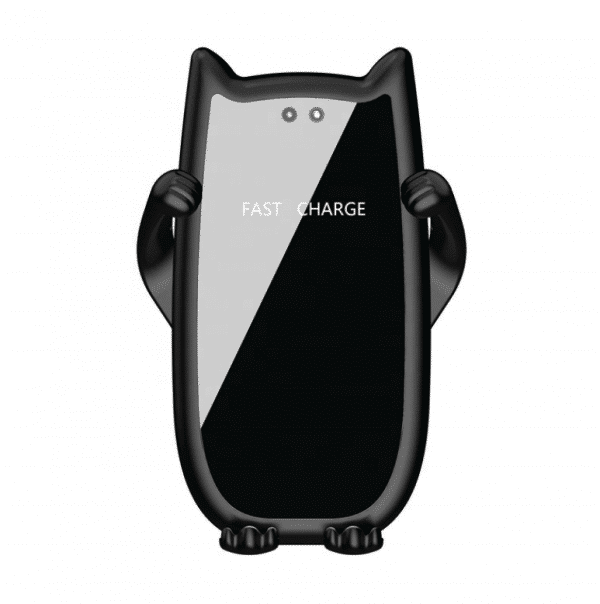 car wireless charging Automatic Mobile phone bracket