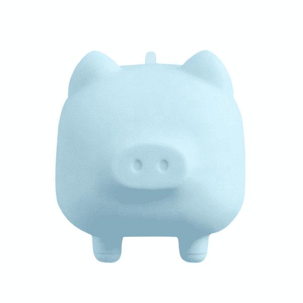 Cute pet wireless bluetooth speaker portable and waterproof blue
