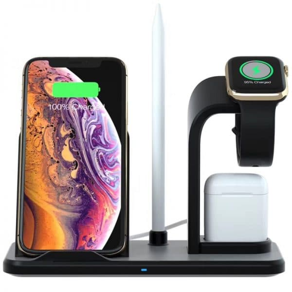 Wireless and Airpods Charging Dock