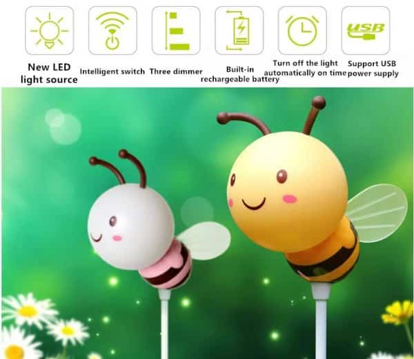 led table lamps for kids