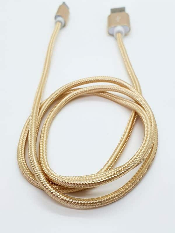 Type C Nylon braided Cable