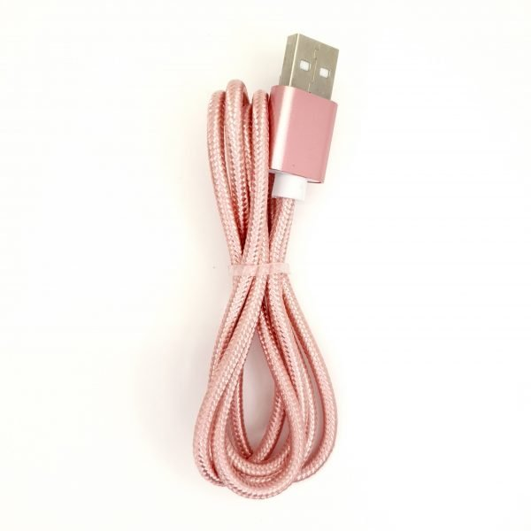 USB Cable - Rose
