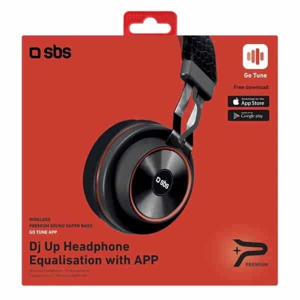 DJ UP wireless headphones