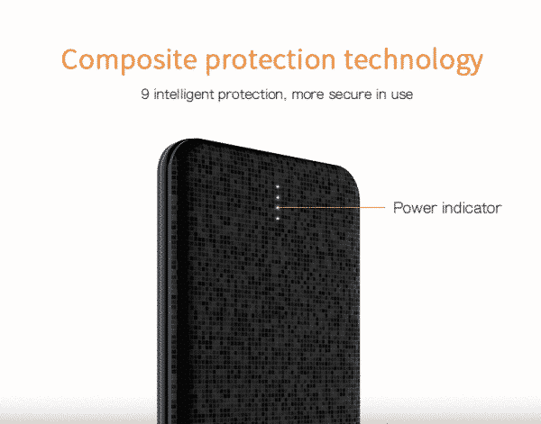 Technologie de protection composite, 9 protection intelligente, utilisation plus sûre