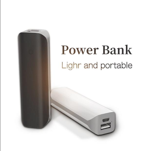 Batterie externe léger, élégant et portable