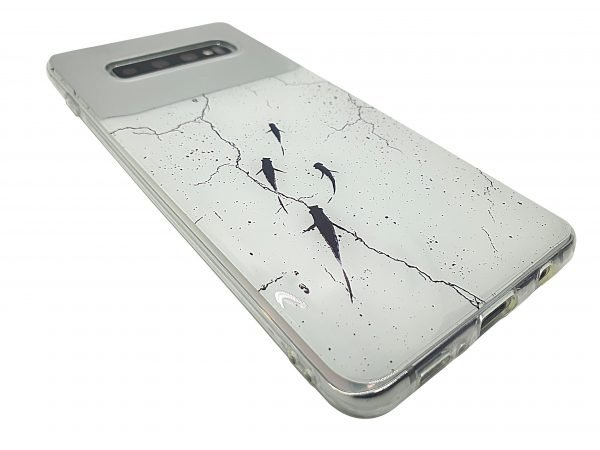 Samsung Mobile case – Cool chic marble