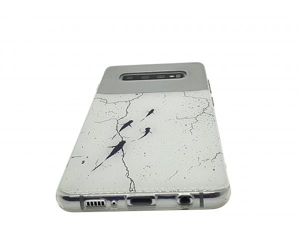 Samsung Phone case Cool chic marble