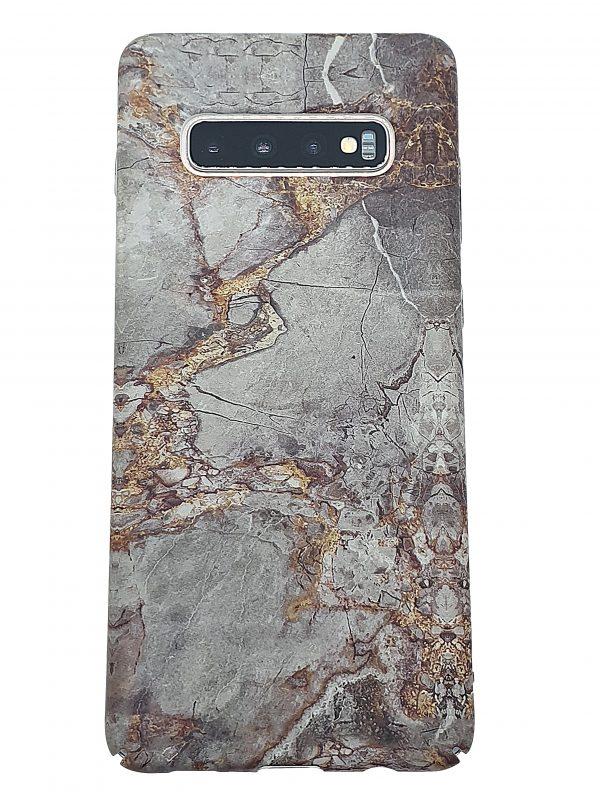 Samsung Phone case – Chic marbel brown