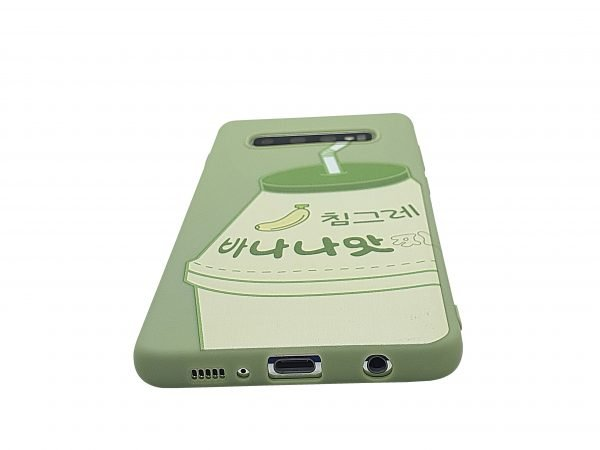 Android Mobile Phone case – Banana apple Mat Surface