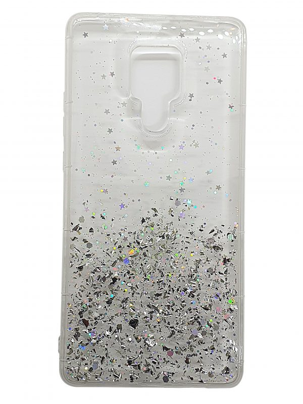 Mobile Phone case startdust white