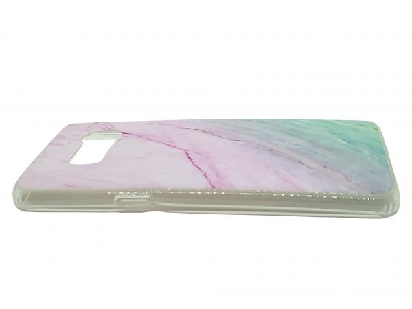 Plastic coloured phone case