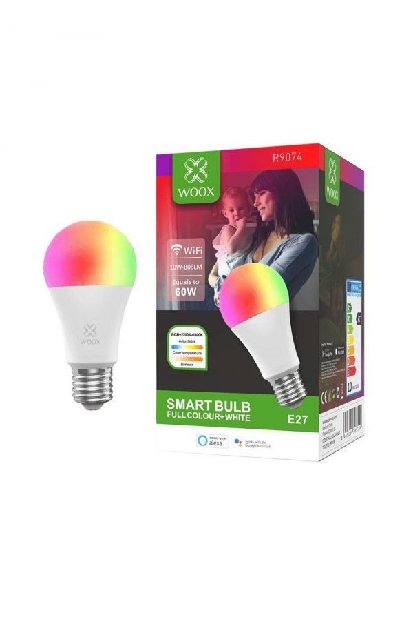 WIFI SMART LED RGB BULB