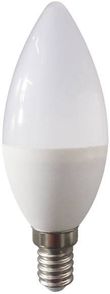 wifi smart led rgbw bulb e14 candle bulb