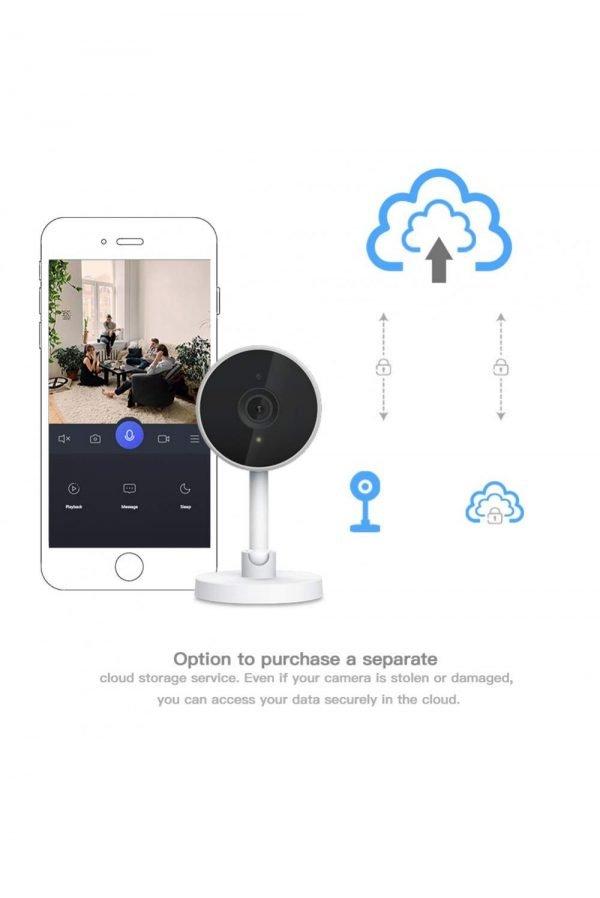 smart indoor camera