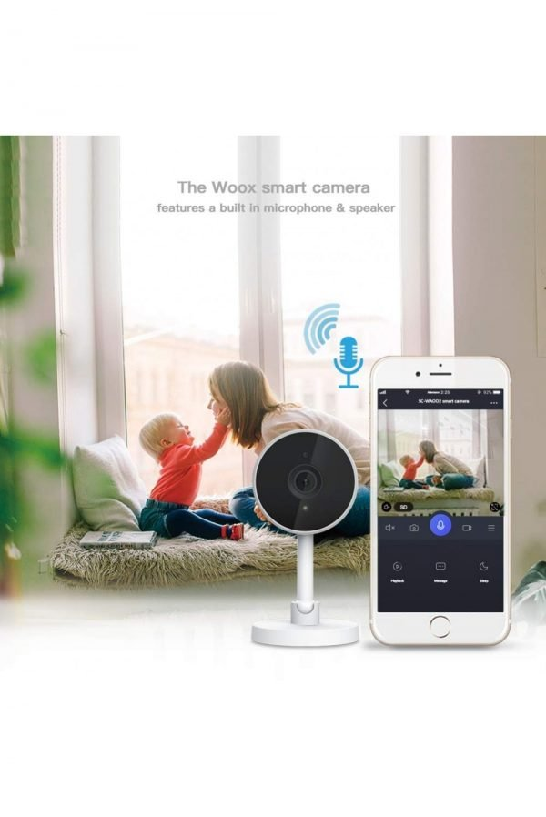 wifi smart indoor camera