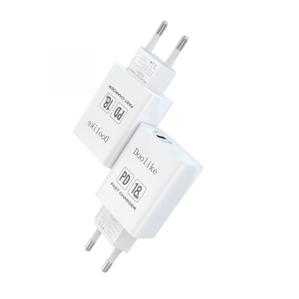 Chargeur rapide PD 18 W