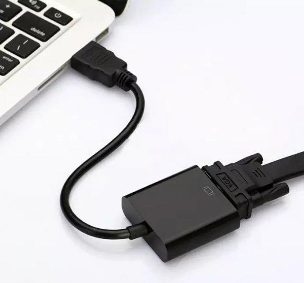 HDM to VGA adapter 5