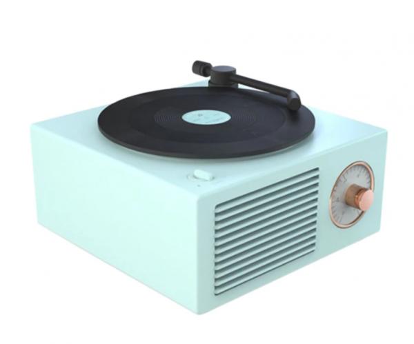 Retro vinyl wireless speaker – 10