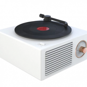 Retro vinyl wireless speaker – 12