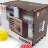 Retro bluetooth speaker – 8