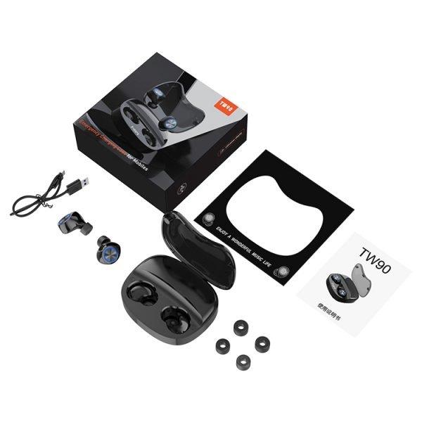Wireless earbuds TW90 – 2
